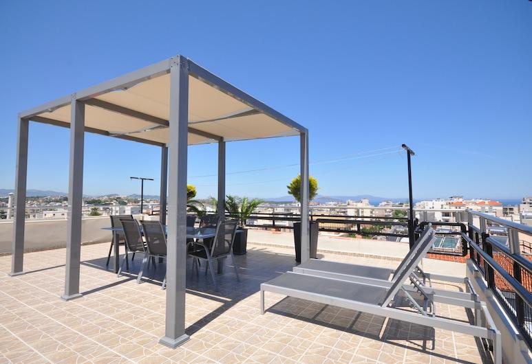 Chania Apartments, Chania, Terrace/Patio