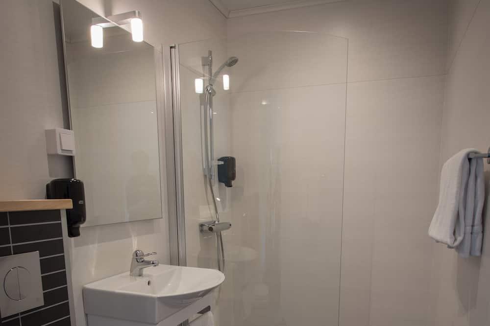 Jednokrevetna soba, privatna kupaonica (Hotel) - Kupaonica