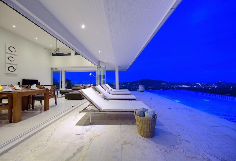 班庫諾酒店, 蘇梅島, 陽台