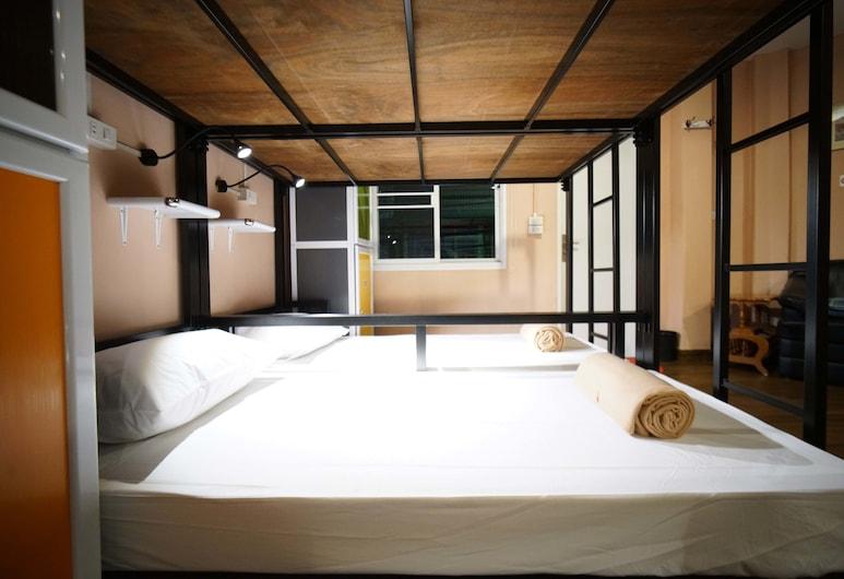 アーバン ホステル バンコク, バンコク, 14-Bed Mixed Dormitory Room, 部屋