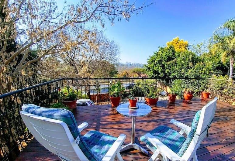 The Dorr Guesthouse, Sandton, Premium Double Room, Terrace/Patio