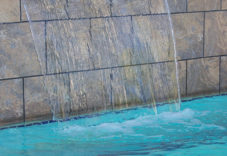 Oppi Hoek Guesthouse, Pretoria, Pool Waterfall
