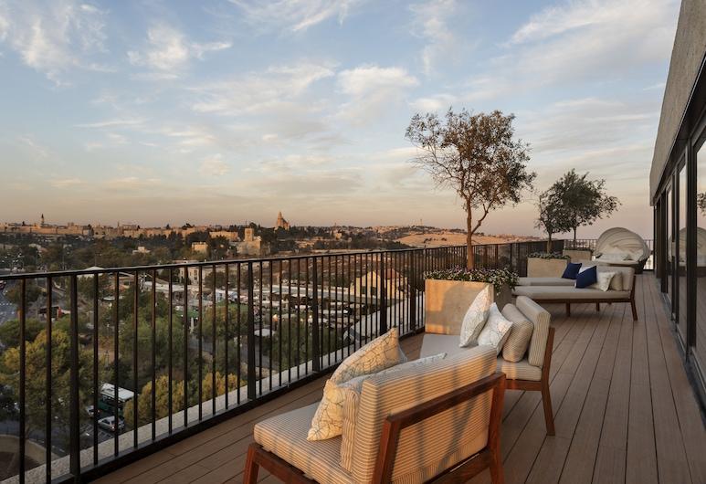Orient Hotel Jerusalem, Єрусалим, Orient City View Suite, Балкон