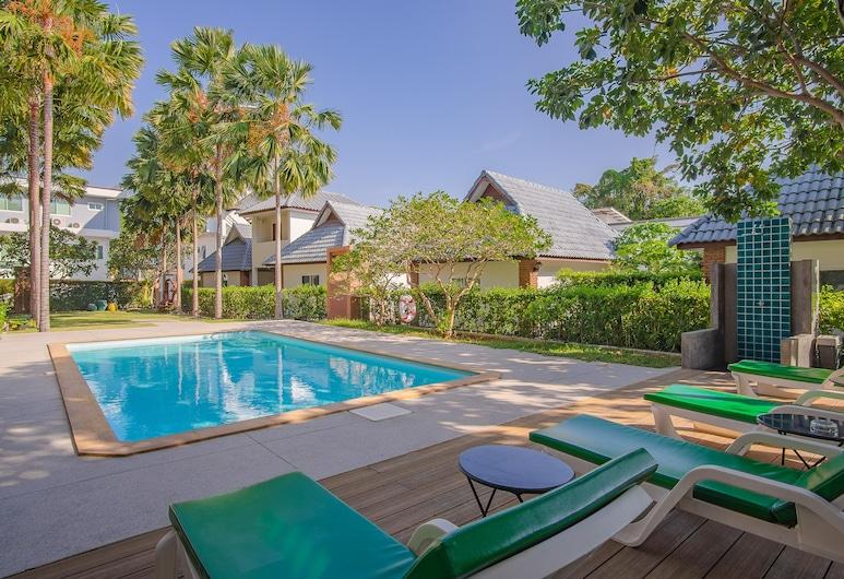 OYO 620 Parida Resort, Choeng Thale