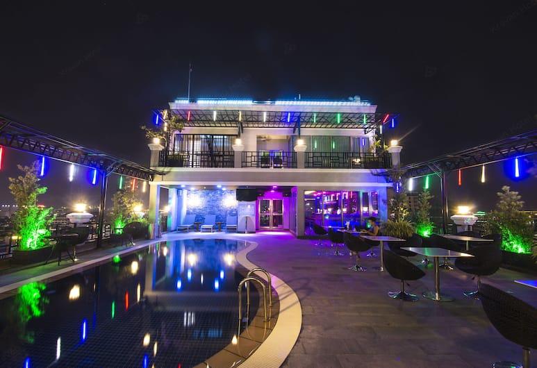 Kravan Hotel, Phnom Penh, Vonkajší bazén