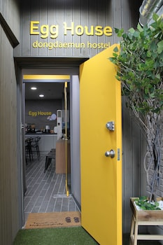 Picture of Dongdaemun Egghouse Hostel in Seoul