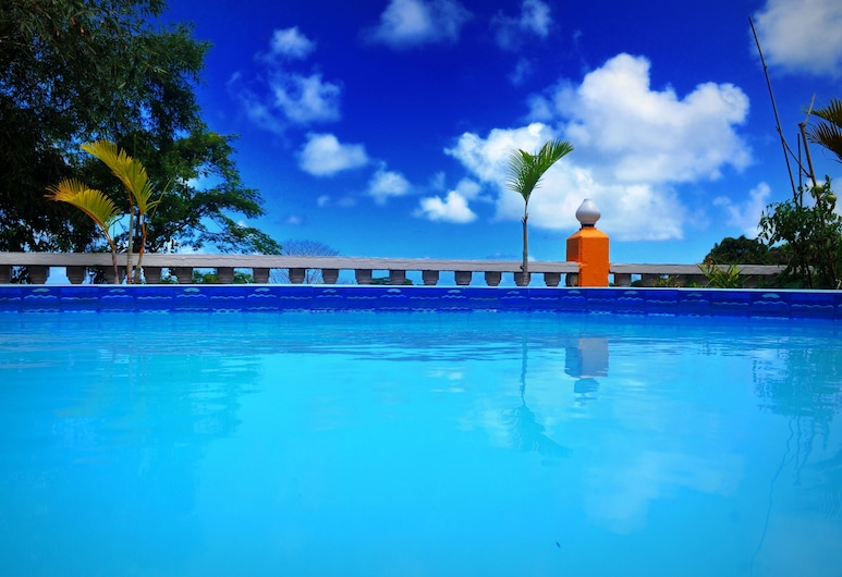 Lime Hill Lodge, Mahe Island, Outdoor Pool