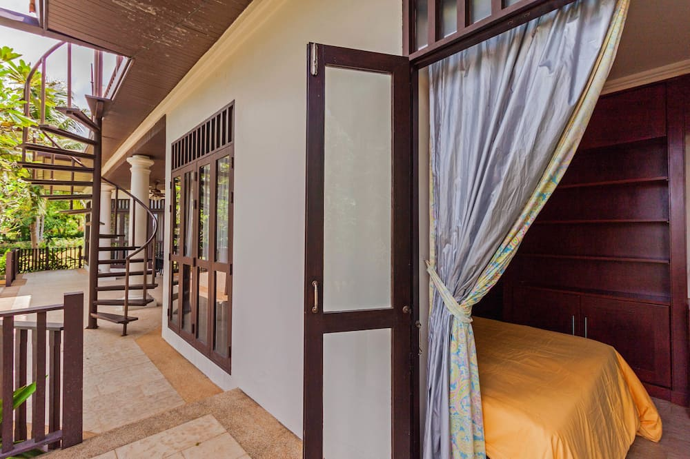 4 Bedrooms Villa with Private Pool - 陽台