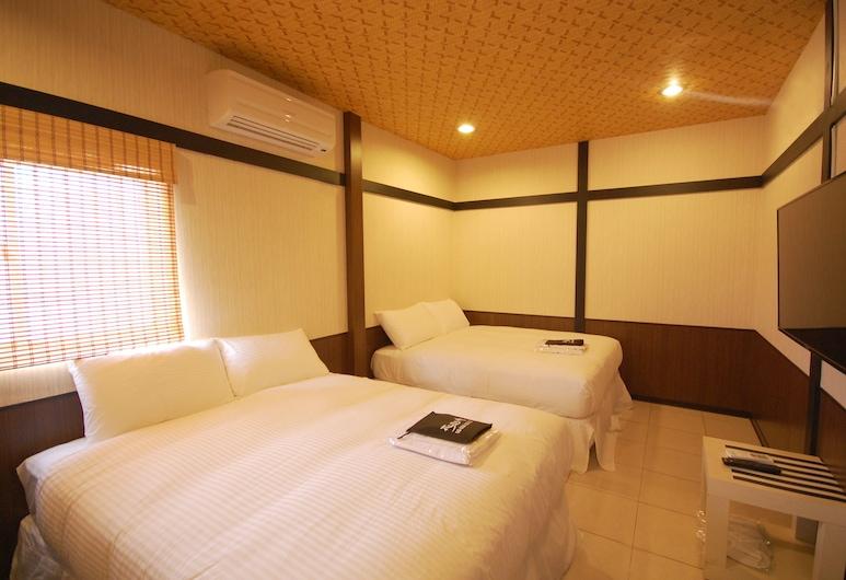 花野井民宿, 恆春鎮, 四人房, 共用浴室, 客房