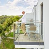 Executive Suite, 2 Bedrooms, 2 Bathrooms, Garden Area - Golf view