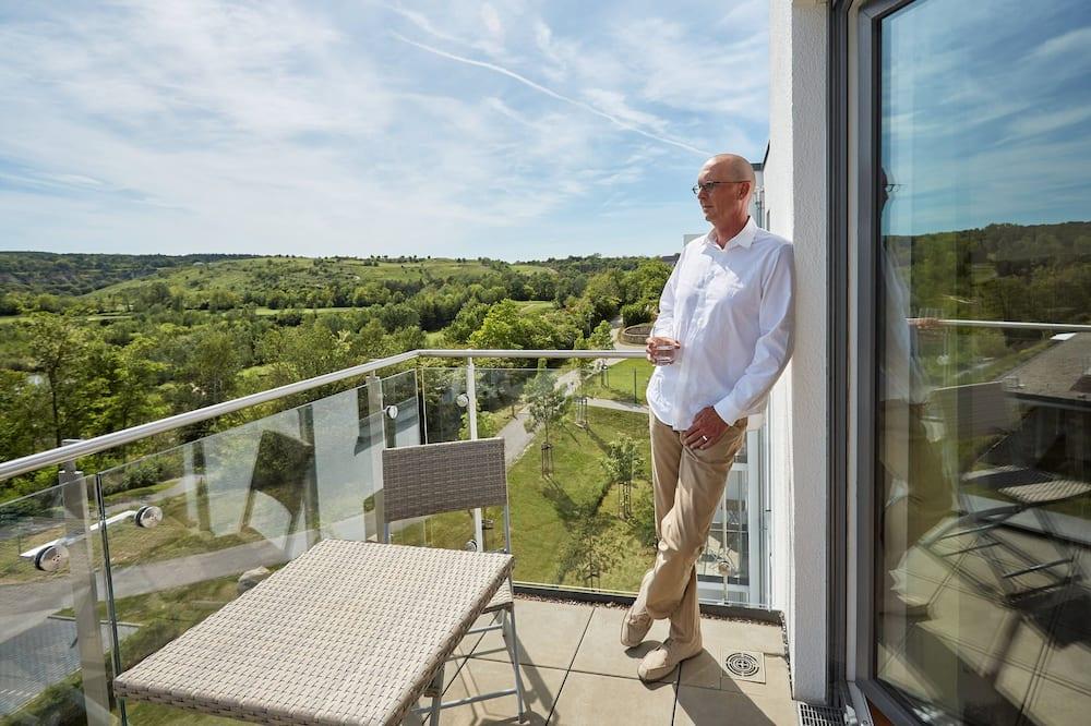 Comfort Suite, 1 Bedroom, Balcony - Balcony View