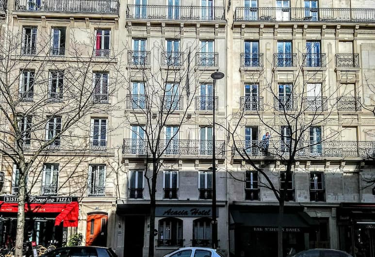 Acacia Hotel, Paris, Bagian Depan Hotel