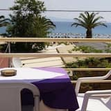Студія, з видом на море - Балкон