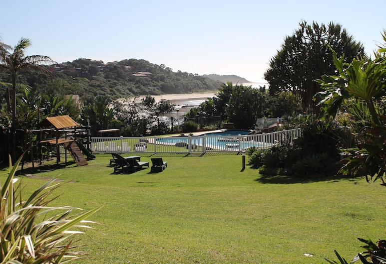 Glenmore Sands, Port Edward, View from property