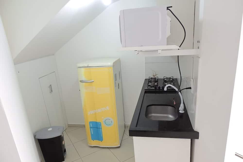 Dormitório Compartilhado Básico, Dormitório misto (6 camas) - Dapur berkongsi