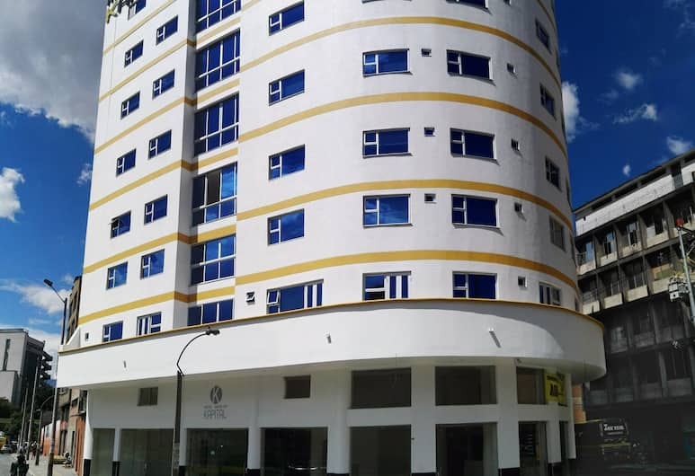 Hotel Medellin Kapital, Medellin
