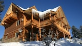 Foto di Breathtaking New Mountain Log Home a Pagosa Springs