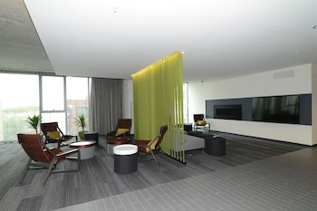 Foto van Luxury Suites in South Loop Chicago in Chicago