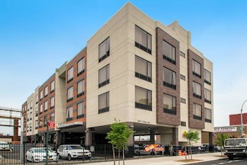 Enter your dates to get the Bronx hotel deal