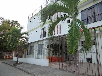 Selline näeb välja Casa Santiago Mayor, Cali
