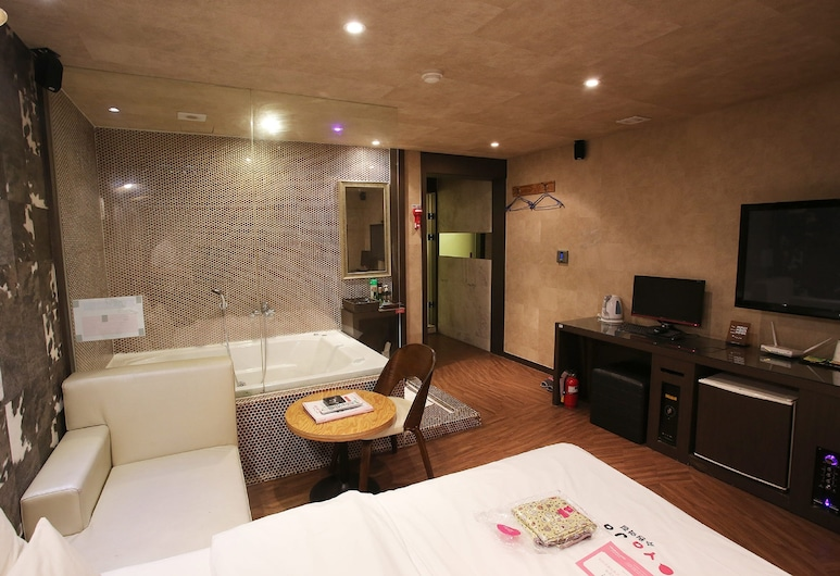 Hotel Yaja Suwon Station, Suwon, VIP, Guest Room