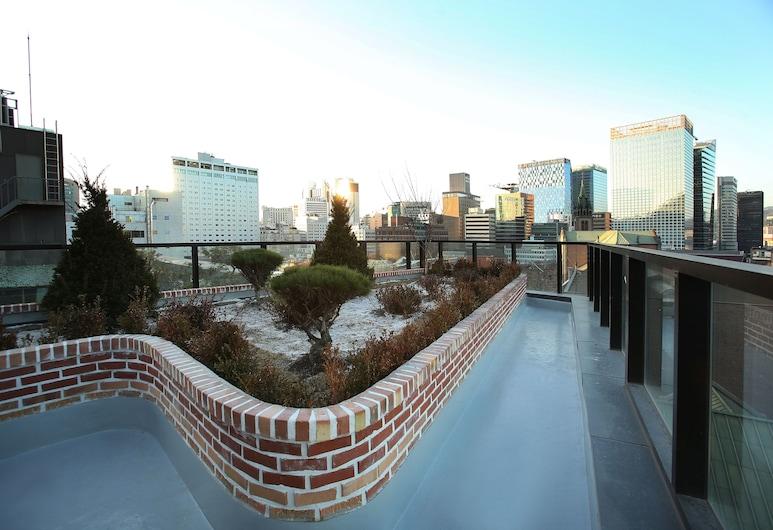 UH HOTEL, Seoul, Garden