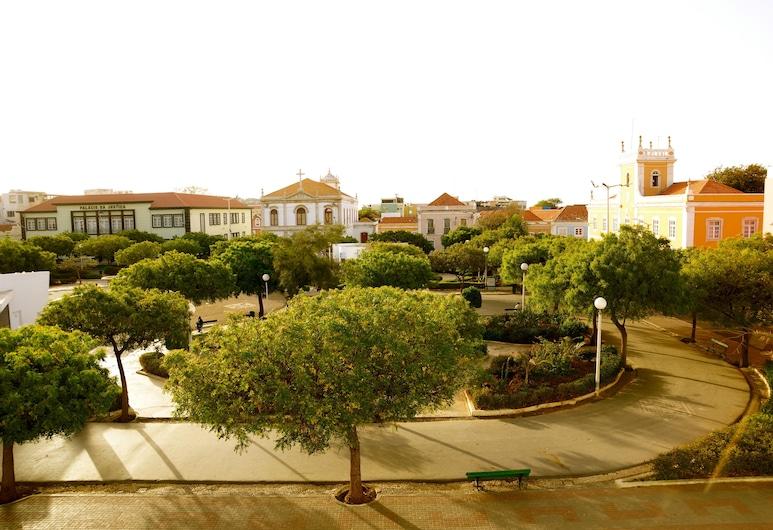 Praia Confort, Praia, Business-Zweibettzimmer, Ausblick vom Zimmer