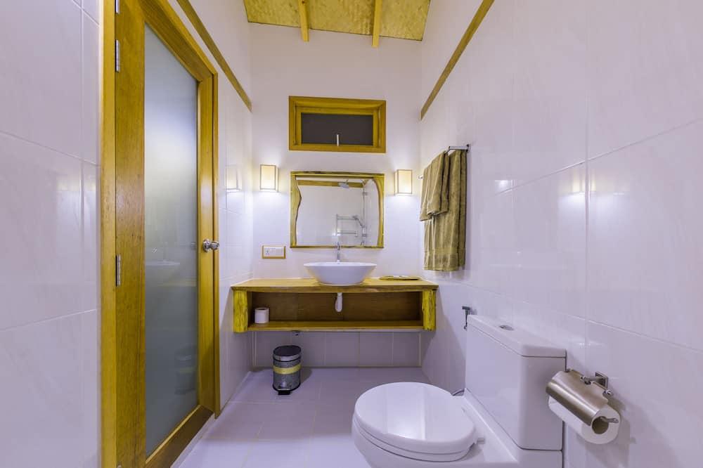 Superior-Zimmer, 1 Doppelbett, barrierefrei - Badezimmer