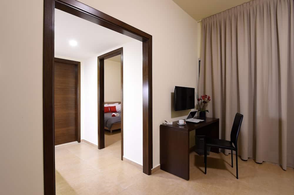 Superior Suite, Sea View, Executive Level - Living Area