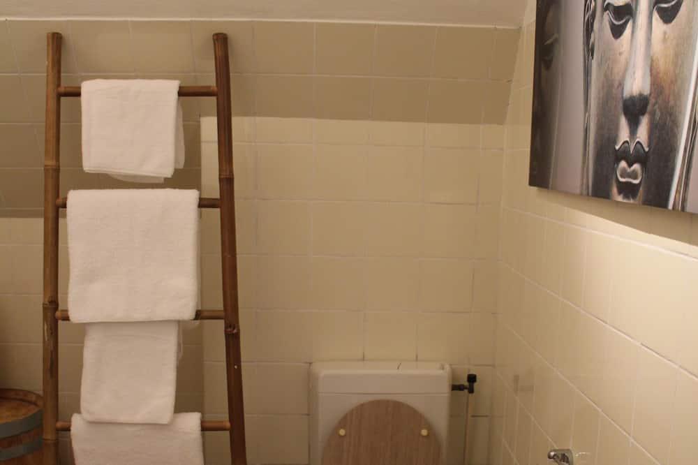 Habitación familiar, 2 habitaciones, habitaciones comunicadas - Baño