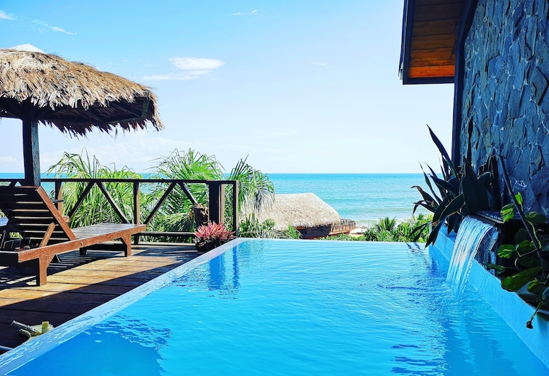 Libassa Ecolodge, Marshall, Deluxe Suite, Private Pool, Ocean View, Terrace/Patio