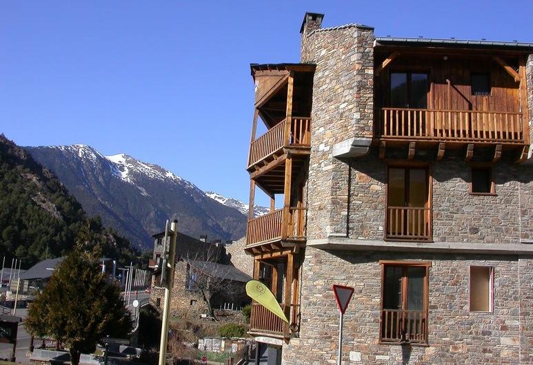 Hotel Ordino, Ordino, ด้านหน้าของโรงแรม
