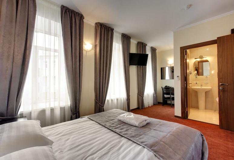 Adagio Renaissance Hotel, San Pietroburgo, Camera Standard con letto matrimoniale o 2 letti singoli, Camera