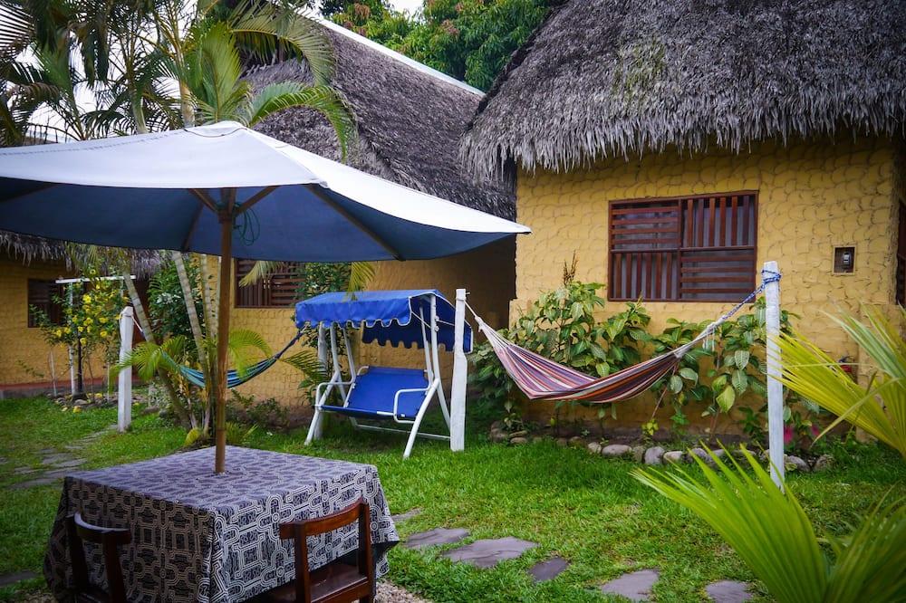 Twin Room, Garden View - Living Area
