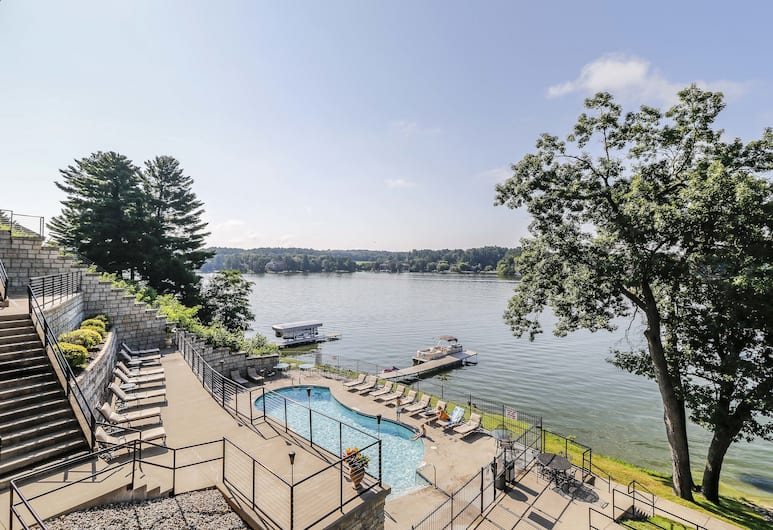 Delton Grand Resort and Spa, Wisconsin Dells, Outdoor Pool