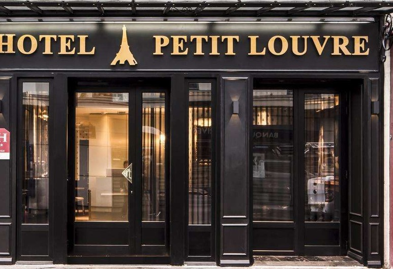 호텔 에펠 프티 루브, 파리, 외부
