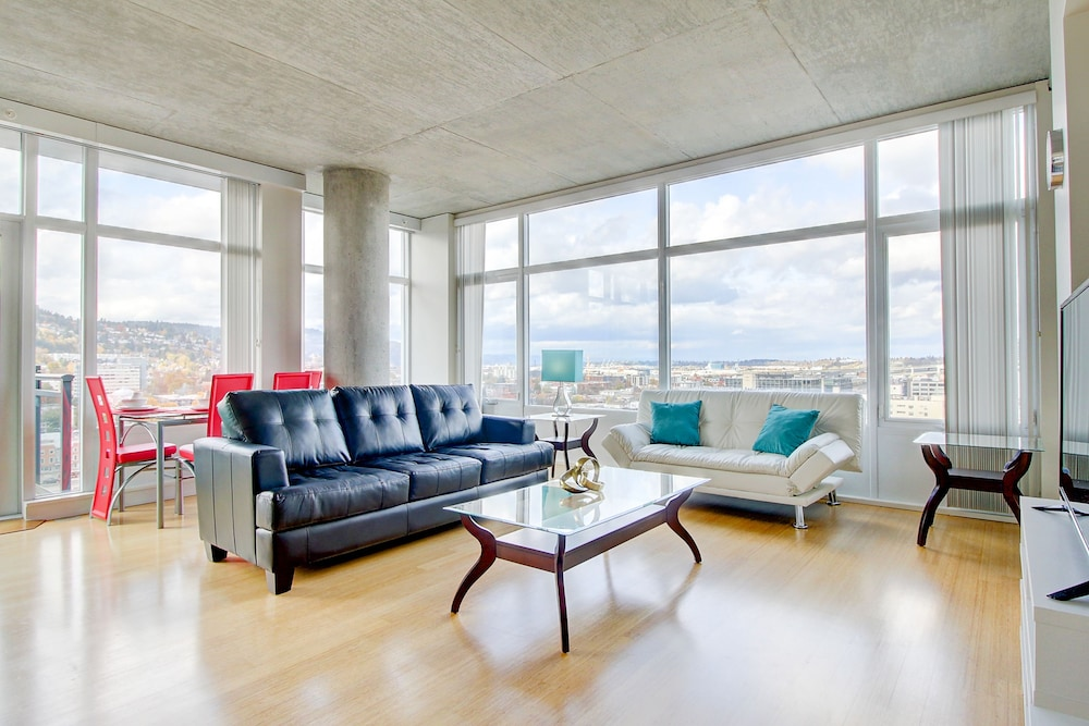 Furnished Suites In The Pearl District Portland