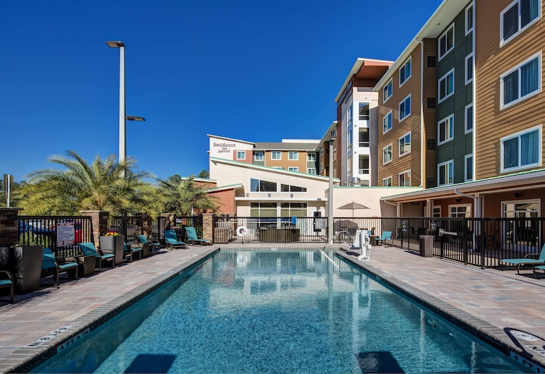 Residence Inn by Marriott Jacksonville South/Bartram Park, Jacksonville, Installations sportives