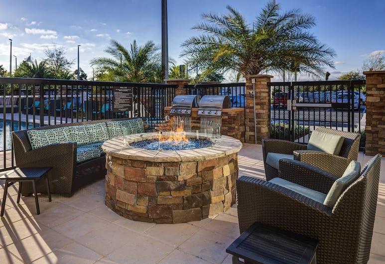 Residence Inn by Marriott Jacksonville South/Bartram Park, Jacksonville, Terrace/Patio