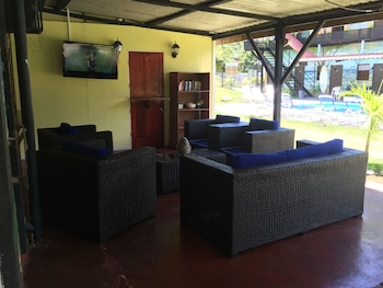 Фото El Faro Beach Hostel в в Кепосе