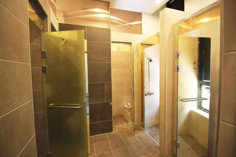 Asrama Umum, asrama campuran (Capsule Bed, Randomly assigned) - Kamar mandi