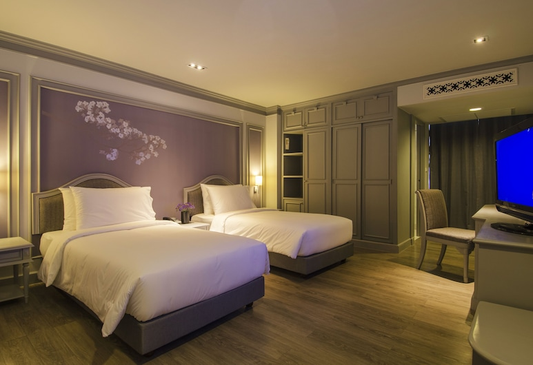 ザ パンティップ ホテル ラップラオ バンコク, バンコク, Two Bed room Suite, 部屋