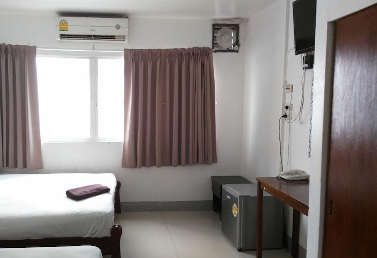 アルサナ ホテル, バンコク, トリプルルーム, 部屋