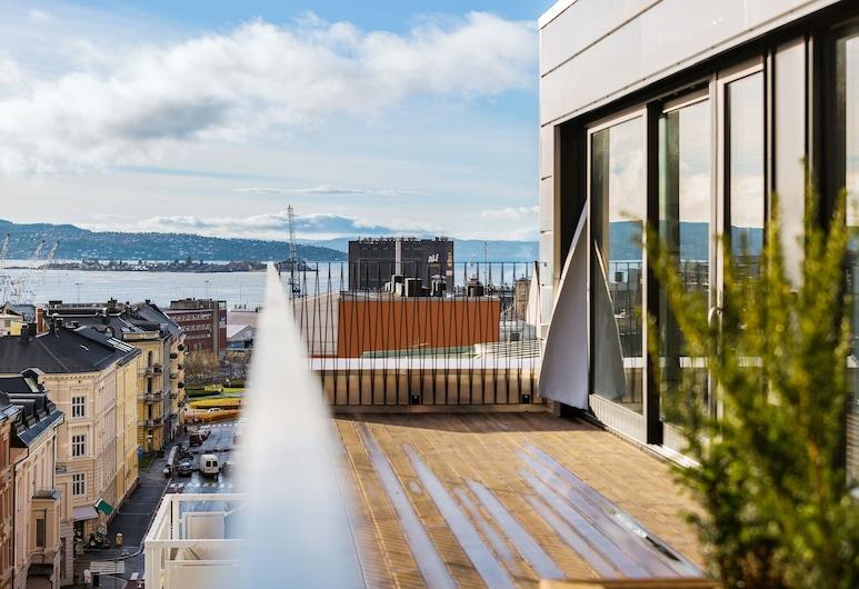 Frogner House Apartments - Huitfeldtsgate 19, Oslo, Loftsleilighet, 3 soverom, Balkong