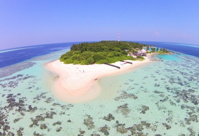 Two Star Meedhoo Maldives, Hangnaameedhoo, Beach