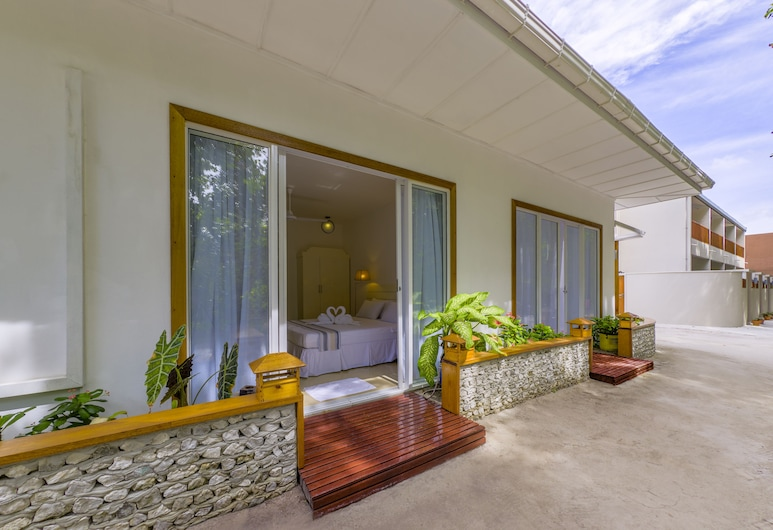 Aadan Beach House, Dhigurah, Habitación doble estándar, Habitación