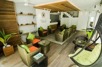 哈休瑪萊椰子樹胡爾胡維拉海灘酒店的圖片