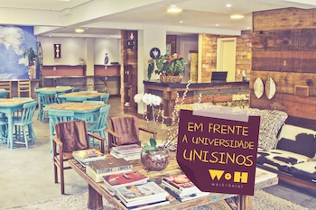 Foto van Work Hotel in São Leopoldo