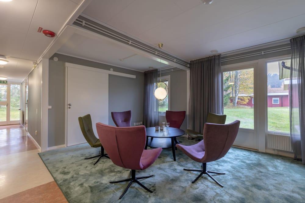 חדר סטנדרט יחיד - אזור מגורים