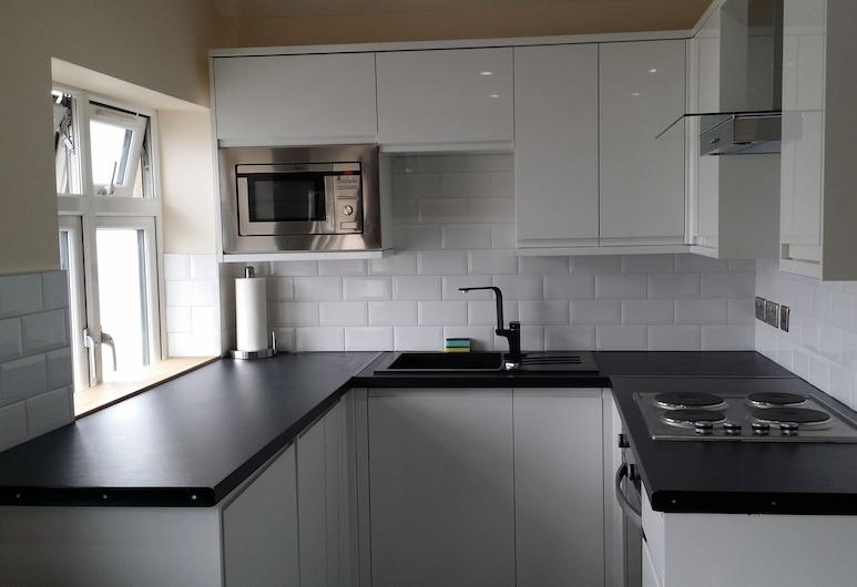 My London Apartments, Hounslow, Căn hộ Deluxe, 1 phòng ngủ, Bếp riêng